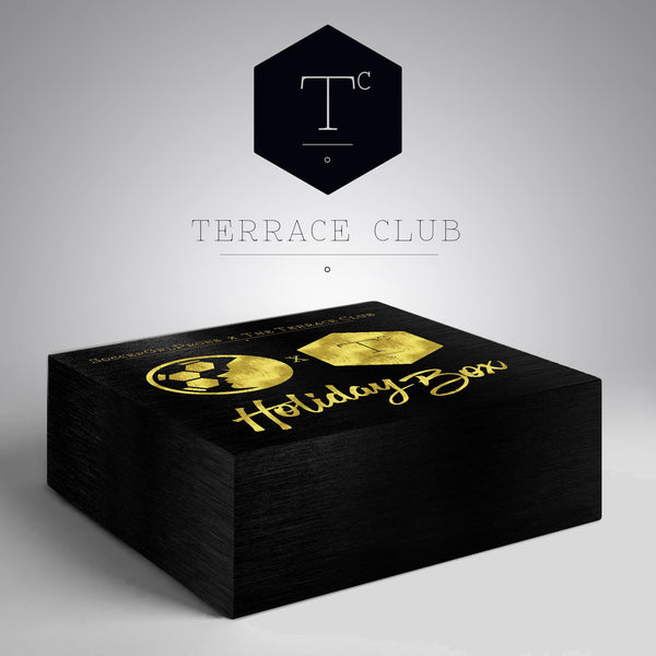 SoccerGrlProbs x The Terrace Club Holiday Box