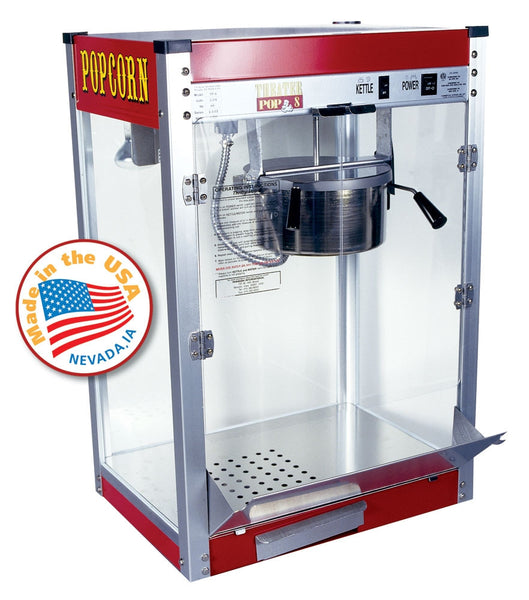 Paragon's Theater 8 OZ Popcorn Machine