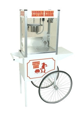 Paragon's Medium Kettle Korn Kart for 6oz Machine - FREE SHIPPING!!