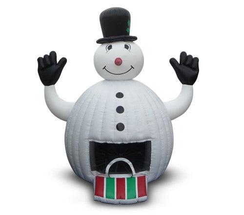 Snowman Bounce - FREE SHIPPING!!