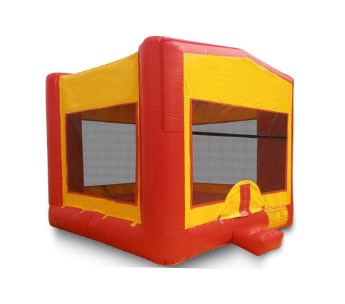 Mini Yellow & Red Bouncer - FREE SHIPPING!!