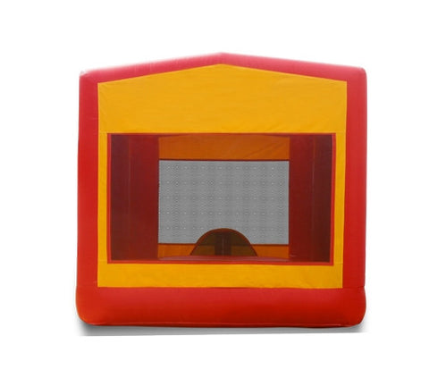 Mini Yellow & Red Bouncer