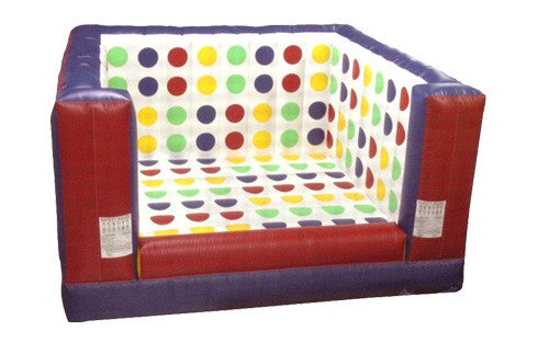 3D Inflatable Twister Game