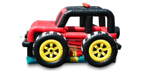 Giant 4x4 Bouncer - FREE SHIPPING!!