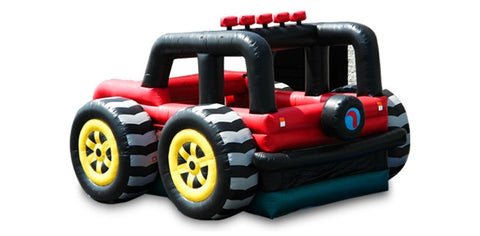 Giant 4x4 Bouncer