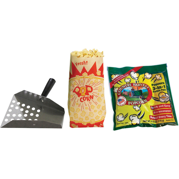 Paragon's 8 OZ Popcorn Starter Kit - FREE SHIPPING!!