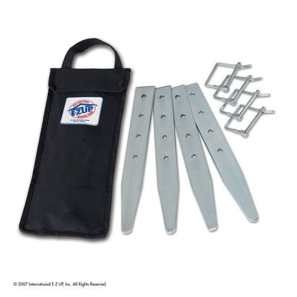 EZ-UP Stake Kit - Set of 4 - FREE SHIPPING!!