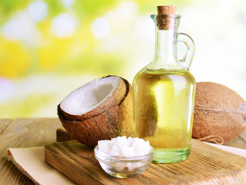 Coconut Oil Inspiration Health