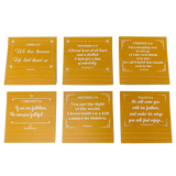 Study Bible Sticky Notes - Scripture Notes for Prayer & Inspirational Reminders (V2)