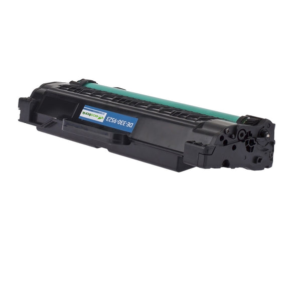 EcoFrank Compatible High Yield Toner Cartridge Replacement for DELL 2MMJP 330-9523 | 7H53W 593-10961 (Black, 3-Pack)