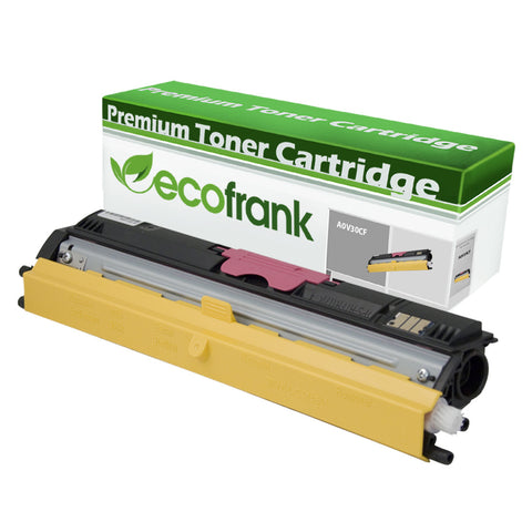 EcoFrank Compatible (High Yield) Toner Cartridge Replacement for Konica A0V30CF (Black, 1-Pack)