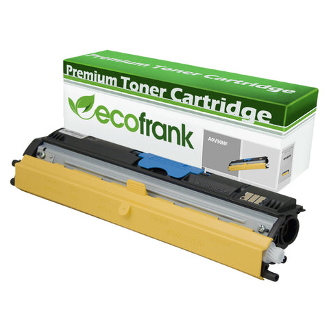 EcoFrank Compatible (High Yield) Toner Cartridge Replacement for Konica A0V30HF (Black, 1-Pack)