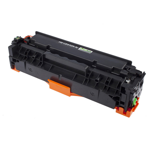EcoFrank Compatible High Yield Toner Cartridge Replacement for HP 305X CE410X (Black, 1-Pack)
