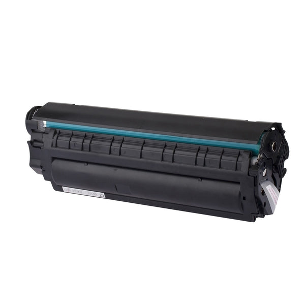 EcoFrank Compatible Toner Cartridge Replacement for HP 12A Q2612A (Black, 3-Pack)
