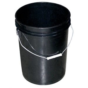 Bucket w/handle Pail 20L/5 Gal