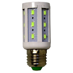Green Led Light Bulb 5W 120 / 240V