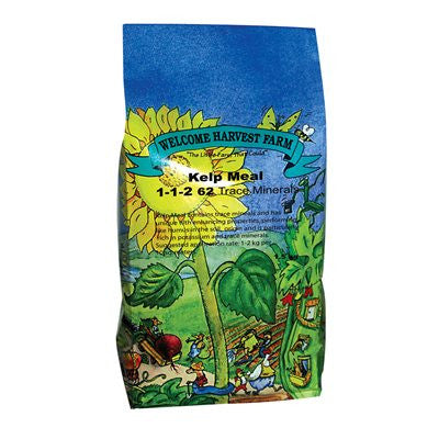 Kelp Meal 1.5kg Welcome Harvest Farm