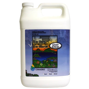 Cinagro Bio-Worm Clear Earthworm Castings Extract 4L