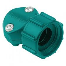 "Poly Female Hose Coupler 5/8"" & 3/4"""