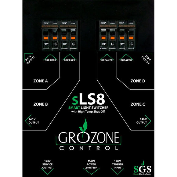 Grozone SLS8 Smart Light Switcher