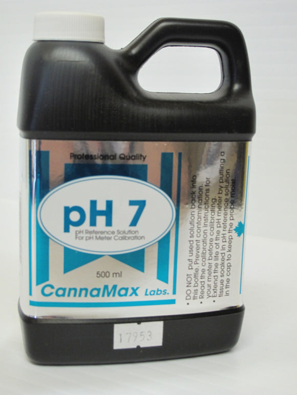 Cannamax Calibration Solution Ph7 500ml
