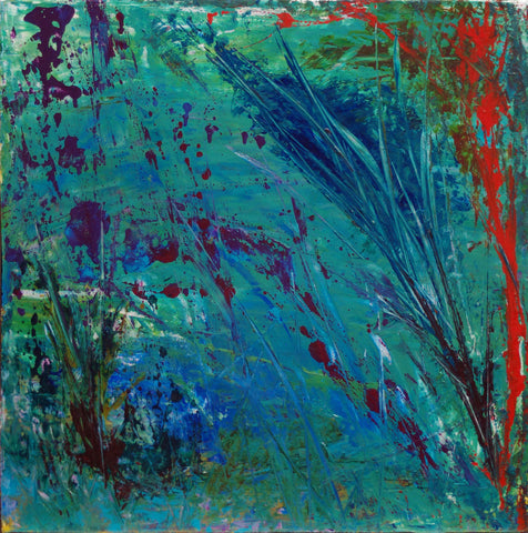 Painting: Garden (deeper exploration)