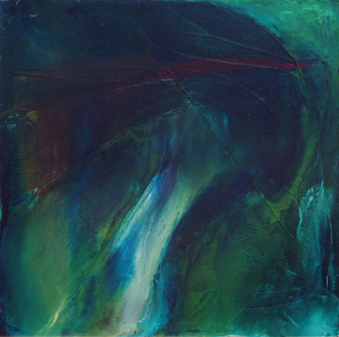 Painting: A Storm is Coming (deeper exploration)