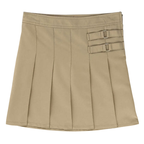 French Toast Scooter (Skort) in Khaki
