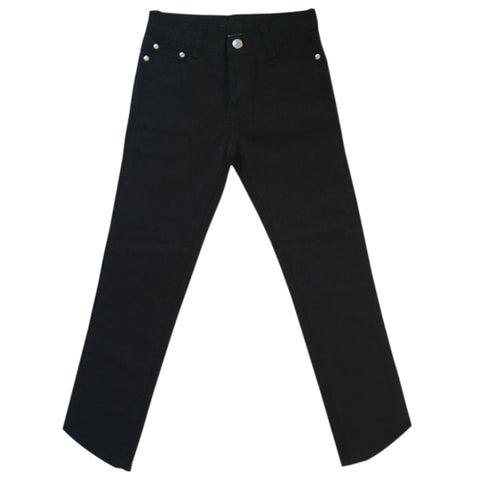Girls Skinny Fit Stretch Pants