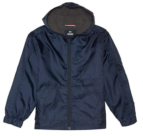 24 Seven Boy's Hooded Jacket - SALE!