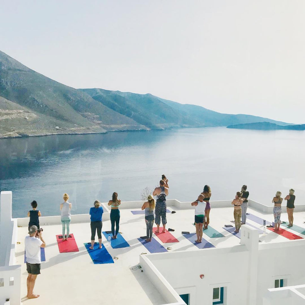 Three ways to choose the best yoga retreat for you!