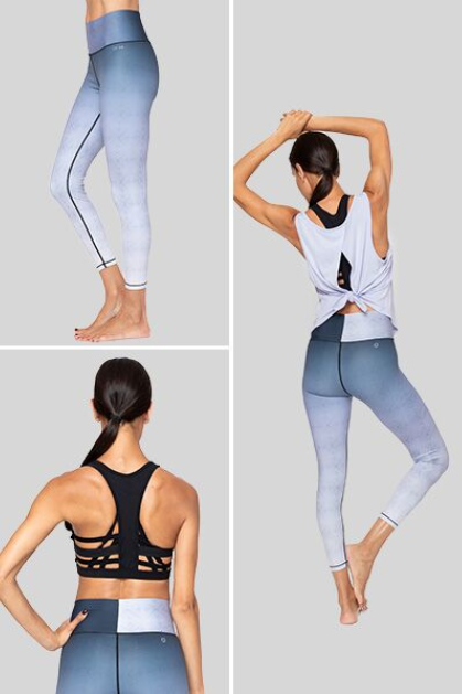 The Best Style Tips For This Season's Trendiest Yoga Outfits