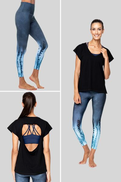 How to Best Style Your Yoga Gear