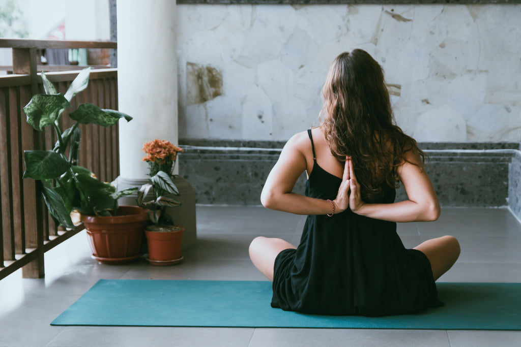 Three Yoga Poses to Relieve Stress