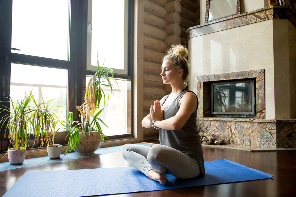 5 Quick Home Yoga Routines for Women on the Go