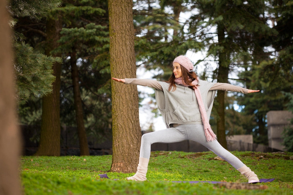 Top Yoga Shirt Styles for Cold Weather