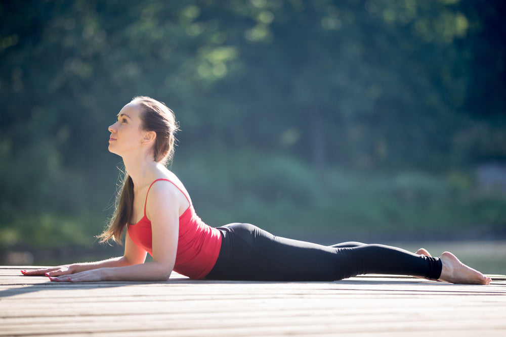 10 Vitality-Focused Vinyasa Yoga Poses