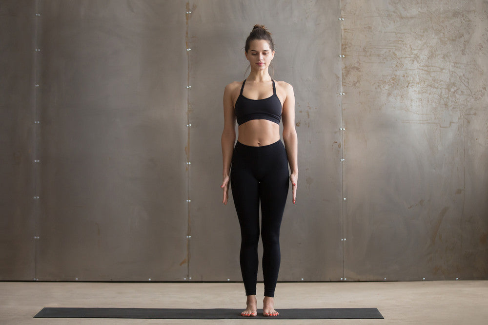 5 Hatha Yoga Positions That Will Improve Your Skin -- Really!