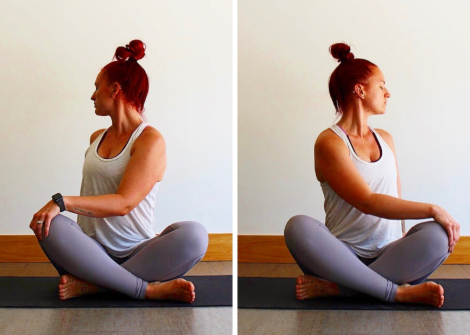 quick and easy yoga for stomach issues and digestive