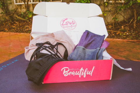 yoga clothing subscription service