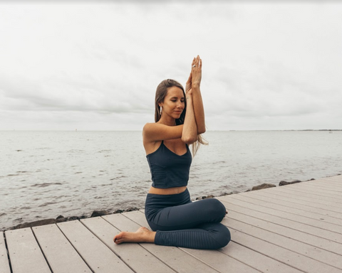 how yoga for anxiety and depression can bring balance into
