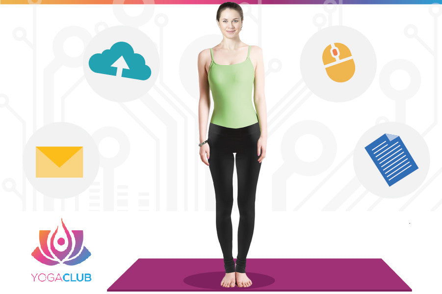 yoga poses for posture correction