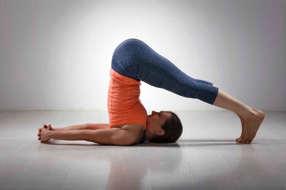 yoga positions for women