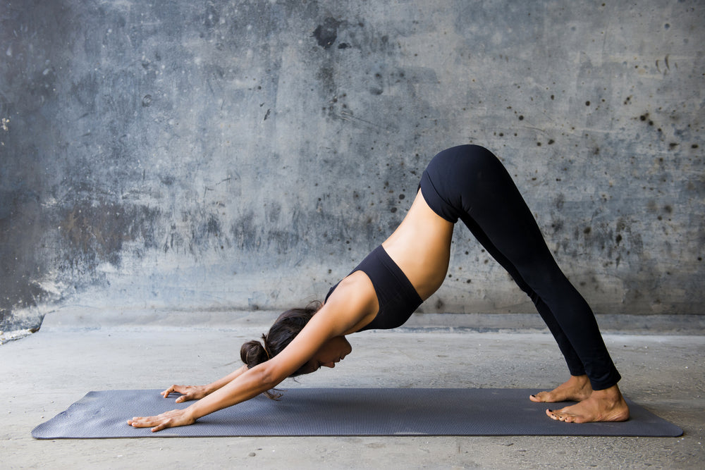 10 Hatha Yoga Poses For Stress Relief Yogaclub
