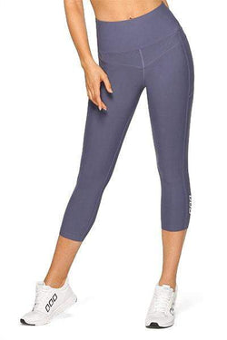Gym Ultimate Support 7/8 Tight, Ocean Grey - Bottoms - Lorna Jane