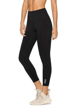Contour Core Ankle Biter Tight, Black - Bottoms - Lorna Jane