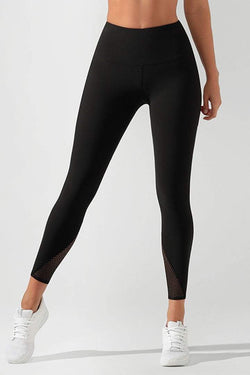 Fierce Booty Support Ankle Biter Tight, Black