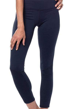 Minx Moto Legging, Raw Denim (Threads 4 Thought) - Full - Threads 4 Thought