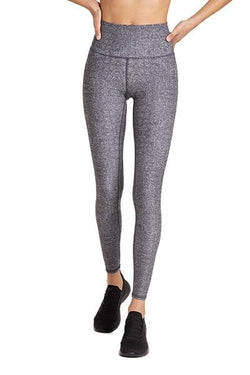 Barefoot High Waisted Legging, Herringbone (Niyama Sol)
