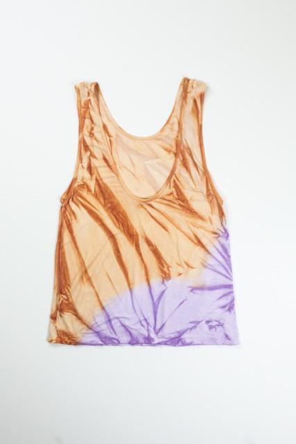 Seaside Tank Orange/Purple (Elexxi)